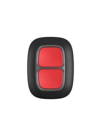 Ajax DoubleButton (черный) беспроводная экстренная кнопка