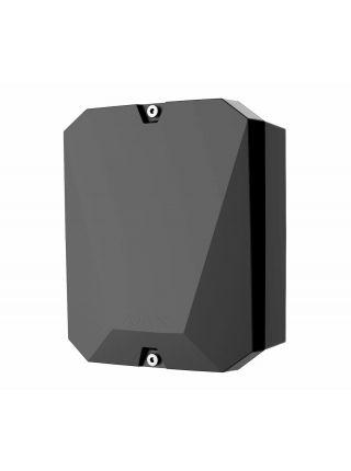 Ajax MultiTransmitter (черный) Модуль для подключения проводной сигнализации к Ajax