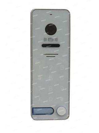 Tantos iPanel 2 WG EM KBD HD (белая)  вызывная панель с  кодонаборной панелью и считывателем