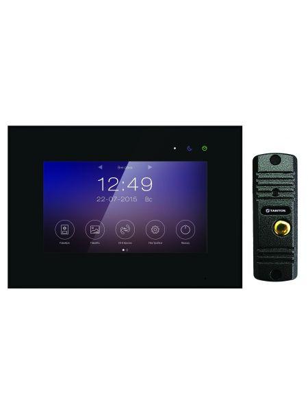 """Tantos Marilyn HD Wi-Fi IPS (черный) и Corban HD (асфальт) (комплект многофункционального домофона 7"""" HD с Wi-Fi)"""