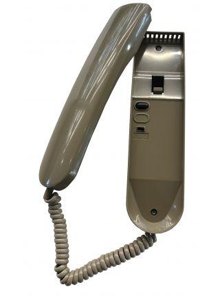 Трубка LM-8d (1019 /цифровая) бежево-серая глянцевая