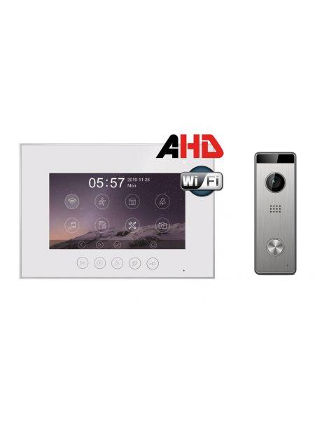 """Tantos Marilyn HD Wi-Fi s и Triniti HD (комплект многофункционального домофона 7"""" HD с переадресацией вызова)"""
