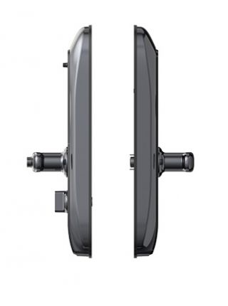 Ezviz L2 (CS-L2-11FCP (A0) (черный)) интеллектуальный замок со сканером отпечатка пальца (версия без поддержки Wi-Fi)