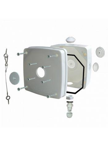 ST-K01 PRO (белая) монтажная коробка