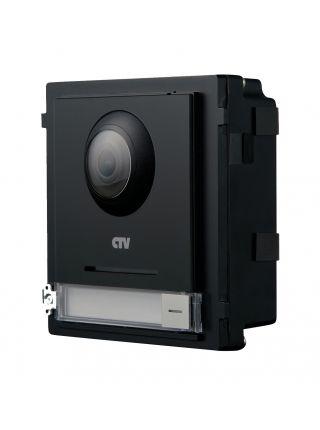 CTV-IP-UCAM вызывная Full HD IP-панель для видеодомофонов с углом обзора 180°
