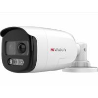 HiWatch DS-T210X (3.6 mm) 2Мп цилиндрическая HD-TVI видеокамера с PIR-датчиком и EXIR-подсветкой до 40м