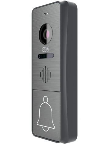 CTV-D4000FHD (графит) цветная вызывная панель разрешения Full HD для видеодомофона
