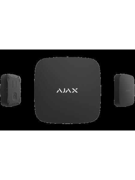 Ajax LeaksProtect (black) Беспроводной датчик раннего обнаружения затопления