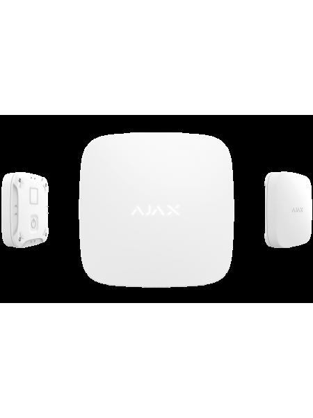 Ajax LeaksProtect (white)  Беспроводной датчик раннего обнаружения затопления