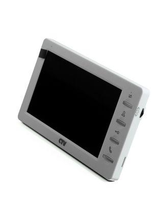 CTV-M1701MD (Белый) Цветной монитор