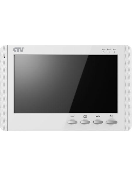 CTV-M1704MD (Белый) Цветной монитор