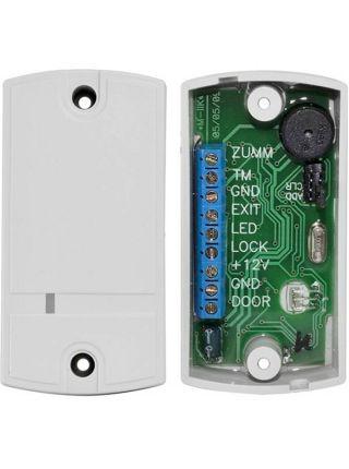Matrix-II-K (серый) Контроллер с встроенным считывателем