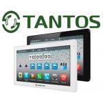 Видеодомофоны Tantos купить в Москве