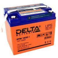 Аккумулятор 12В 33 А*ч (DTM 1233 I)