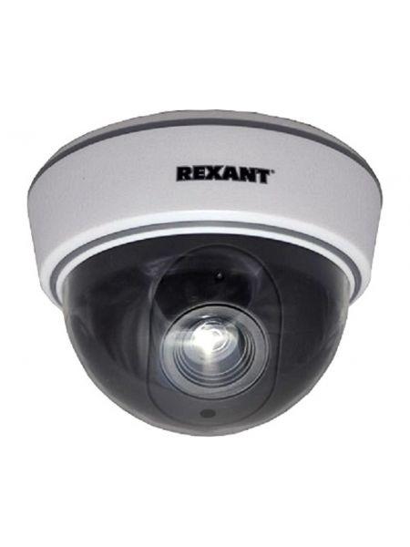 Муляж камеры внутренней, купольная (белая) REXANT (45-0210)