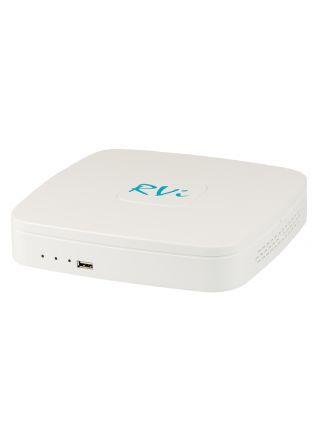 IP-видеорегистратор (NVR) RVi-IPN8 1-4P
