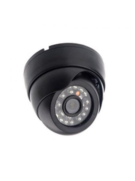 Муляж камеры внутренней, купольная с вращающимся объективом (черная) REXANT (45-0230)