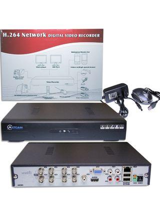 AltCam DVR812