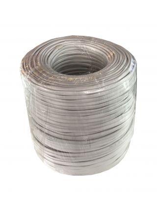 Кабель РК 75+2х0,75 (48) PVC ВНУТРЕННИЙ (белый, 200м)